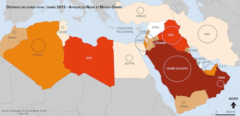 Carte De Lafrique Et Moyen Orient.Forces Militaires Au Maghreb Et Au Moyen Orient Les Cles Du Moyen